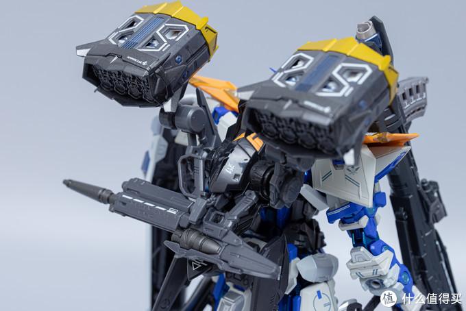 苍蓝佣兵,万代 METAL BUILD 蓝异端 二型改