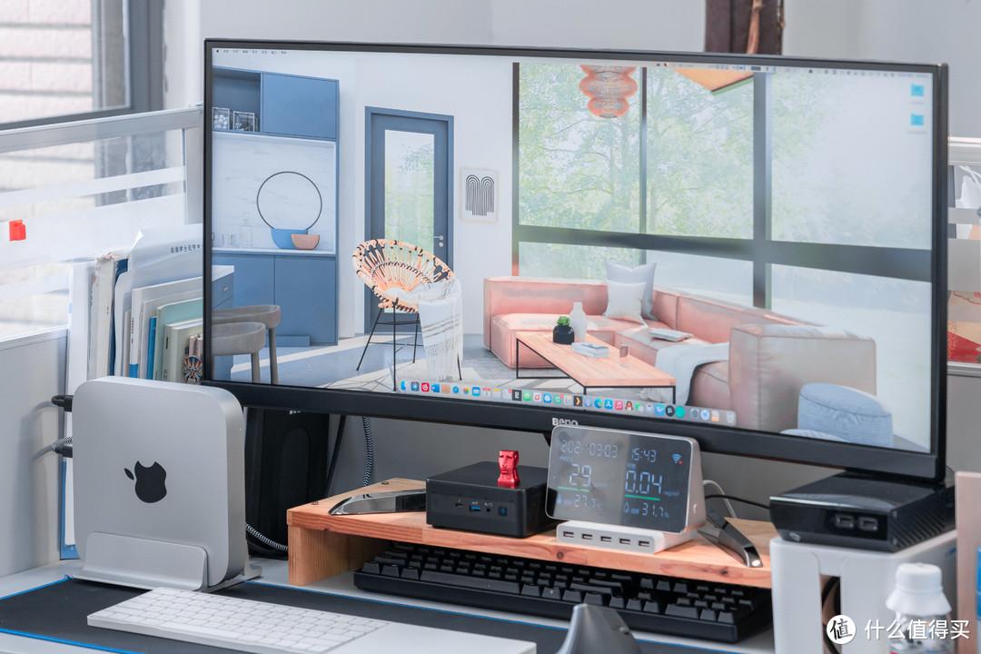 M1 Macmini 桌面升级指南:使用体验 / 软件推荐 / 配件选