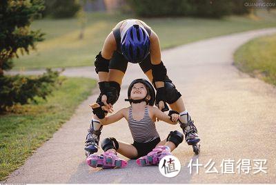 学龄前四大体育技能之一:飞驰人生,从轮滑开始!