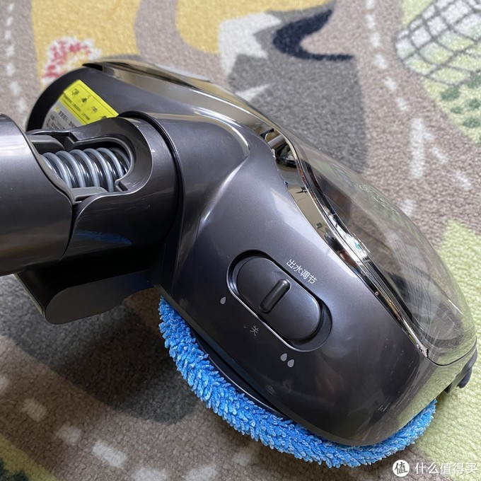 一机双能高效率!小狗T12 Plus Rinse擦地吸尘器真的很好用!