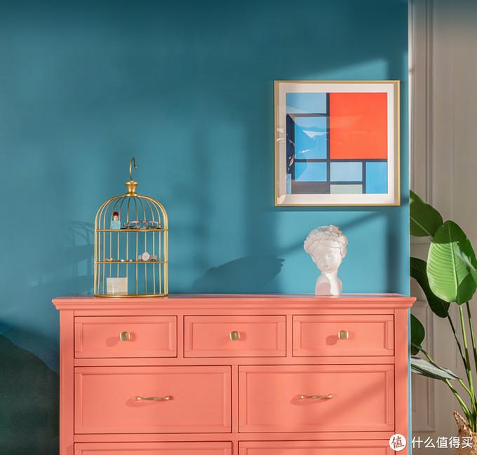令人眼红的家中,少不了几件有颜色的单品
