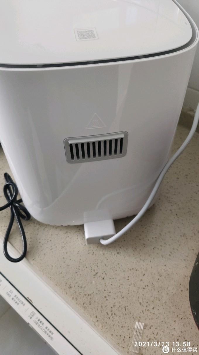 米家智能空气炸锅3.5L开箱