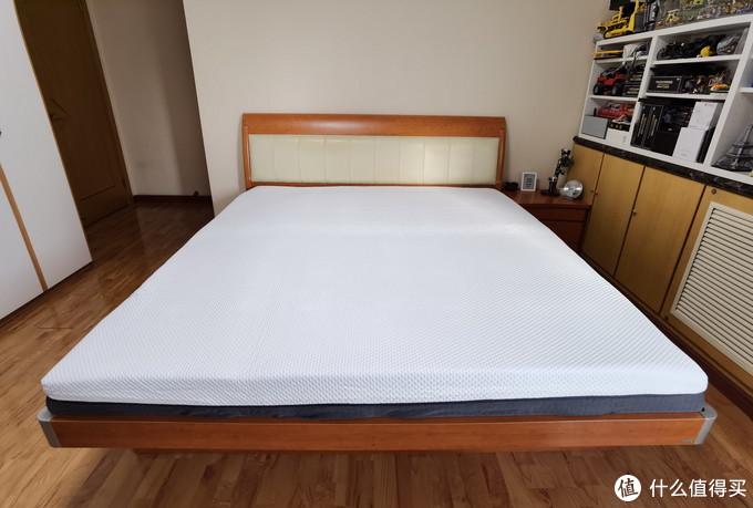 """家有孕妈再添""""宝"""":无惧翻身干扰,德国Emma零压记忆棉床垫来镇床了!"""