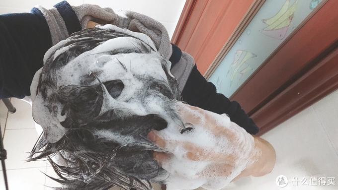 告别油腻,拯救油田式发质,珂岸海盐洗发膏体验