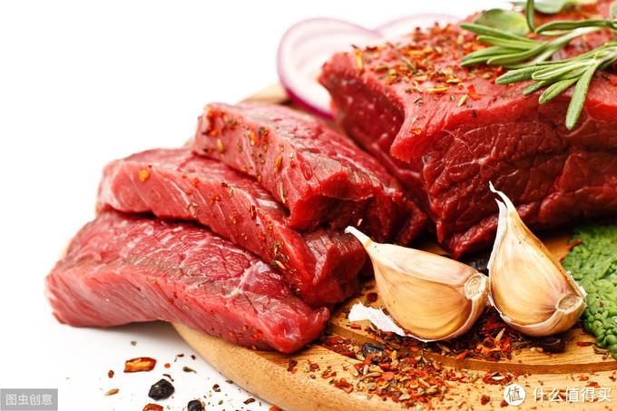 红肉是肌酸很好的来源