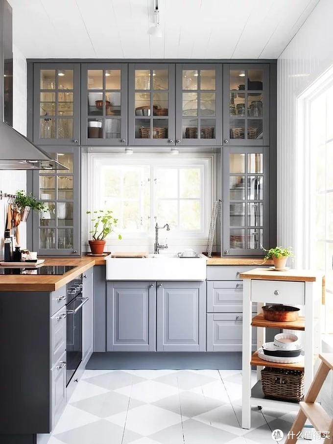 七种橱柜台面,你喜欢哪一种?