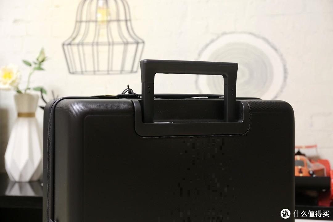这款产品可以国货替代,地平线8号旅行箱上手体验