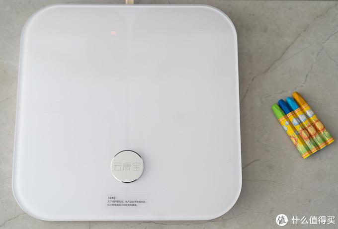 可测心率,可WiFi同步数据的智能体脂秤云康宝Mini心率版