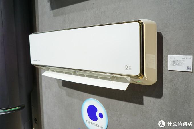 2021值选AWE | 喷气增焓技术、滤网自动扫除 松下空调产品亮点十足