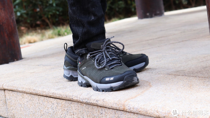户外探险必备,穿着舒服价格不贵,SENSELEAD绿巨人系列户外徒步鞋