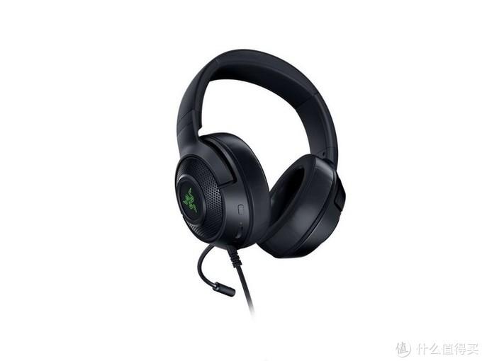 雷蛇发布海妖Kraken V3 X耳机:40mm Triforce单元、支持THX Spatial Audio认证