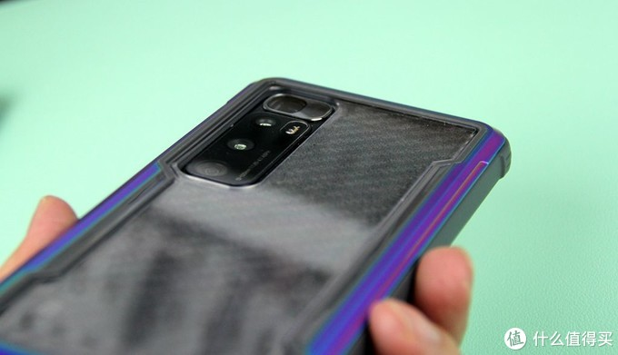小米10U这个决色手机壳用起来能让你省2000多元