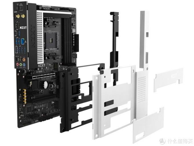 NZXT发布N7 B550系列主板、完整护板加持、支持AMD锐龙处理器
