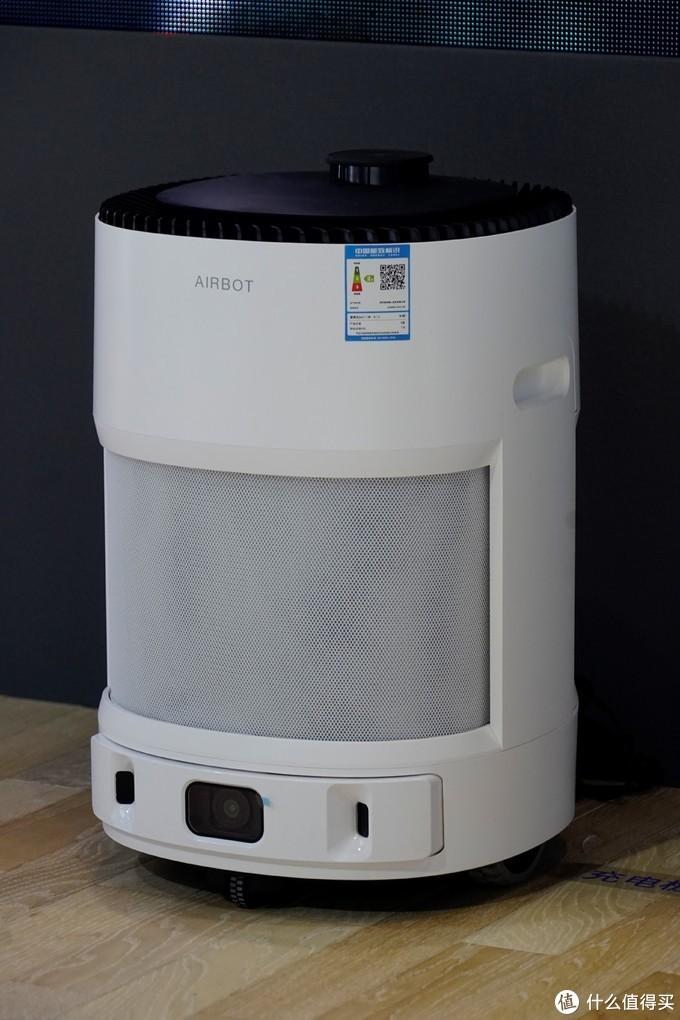 2021值选AWE:空气净化器长脚自己跑,科沃斯推出空净机器人ANDY、AVA