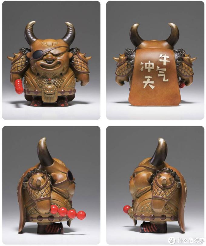 小米有品发布铜师傅混世魔王限量摆件,全球限量2000套,彩铜工艺,牛气爆棚~