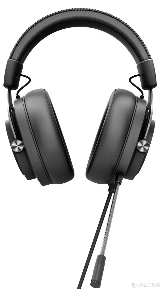 AOC冠捷首次发布游戏耳机,高配支持RGB和7.1虚拟环绕