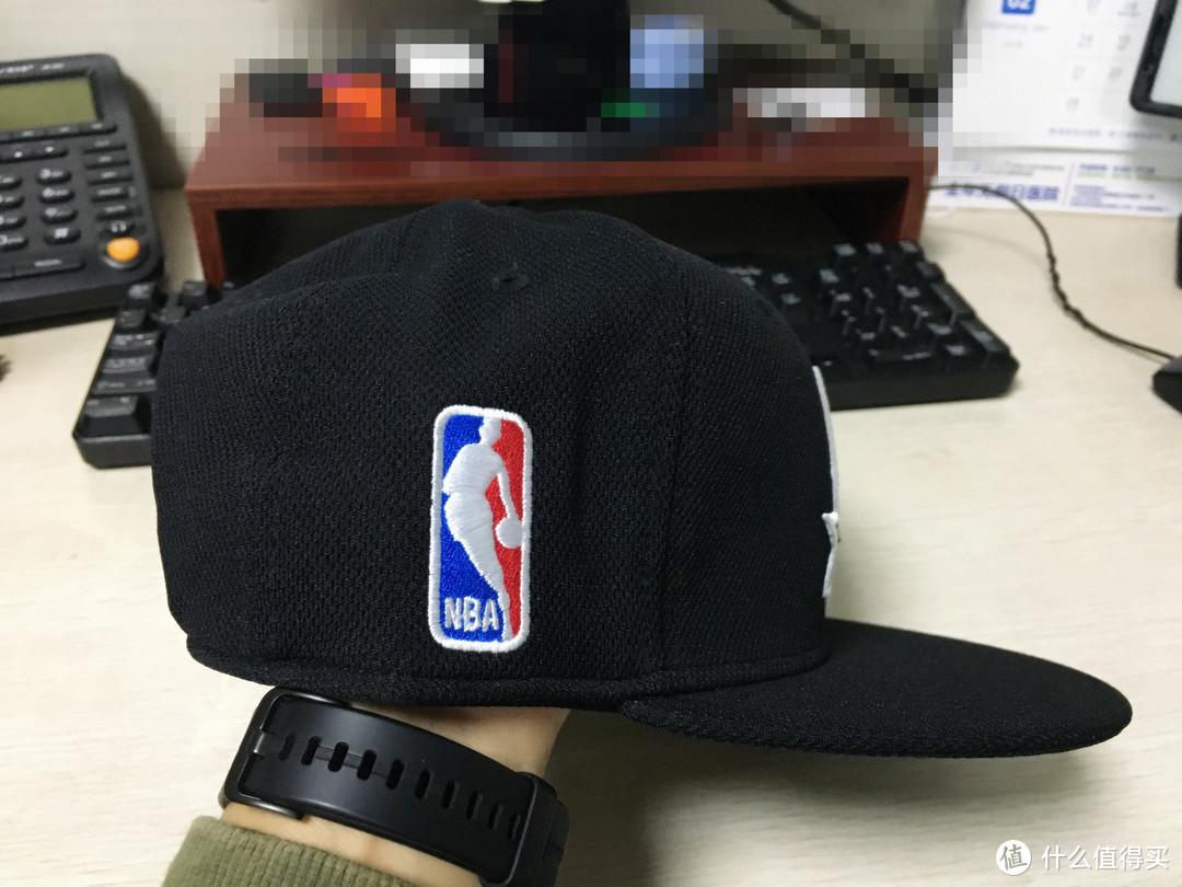 晒物一番-NBA马刺队棒球帽-天梭特供版