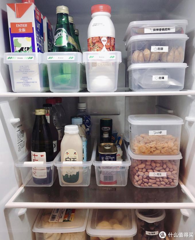 如果你不是勤快人,建议这样整理冰箱,每天打开整洁治愈