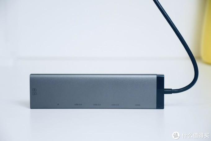 提升MacBookPro生产力,米物这款转换器正合适