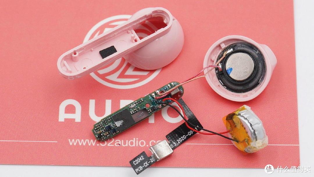 拆解报告:Philips飞利浦 TAT3235 真无线蓝牙耳机