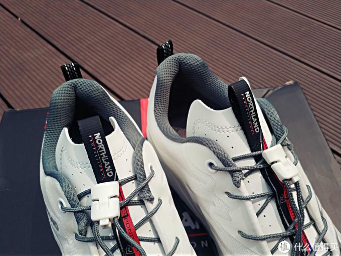 如春的清新:诺诗兰SKYECO 徒步鞋体验