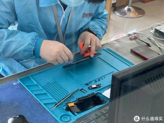 到小米授权服务中心更换红米手机电池的全过程流水账