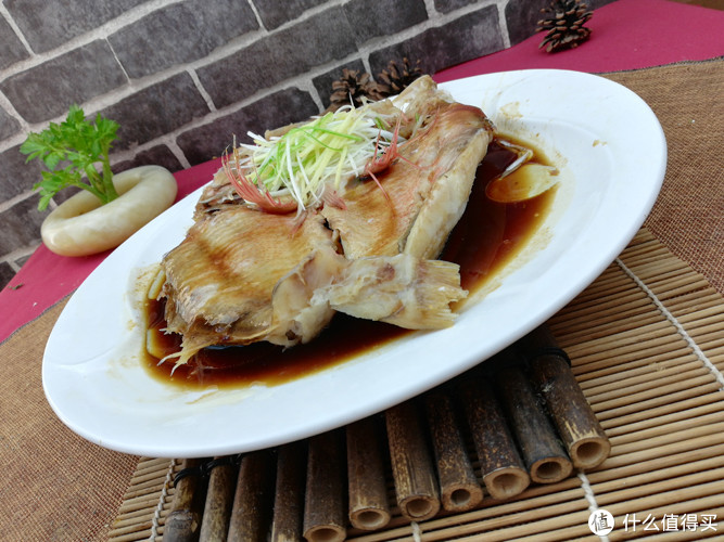 这种鱼肉质细腻味道鲜美,饭店有点贵,零基础在家也能轻松做出来