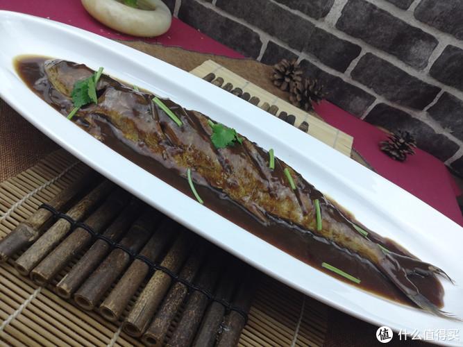 鲅鱼肉质鲜美,这种古老的烹饪技法,恰能激发出鲅鱼的鲜美