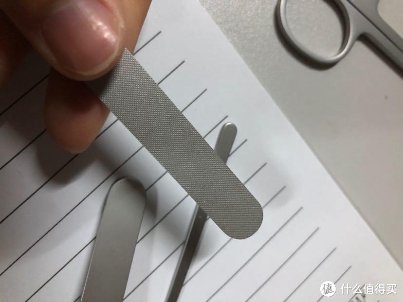 新到的个人护理用品(米家指甲刀五件套)怎么样