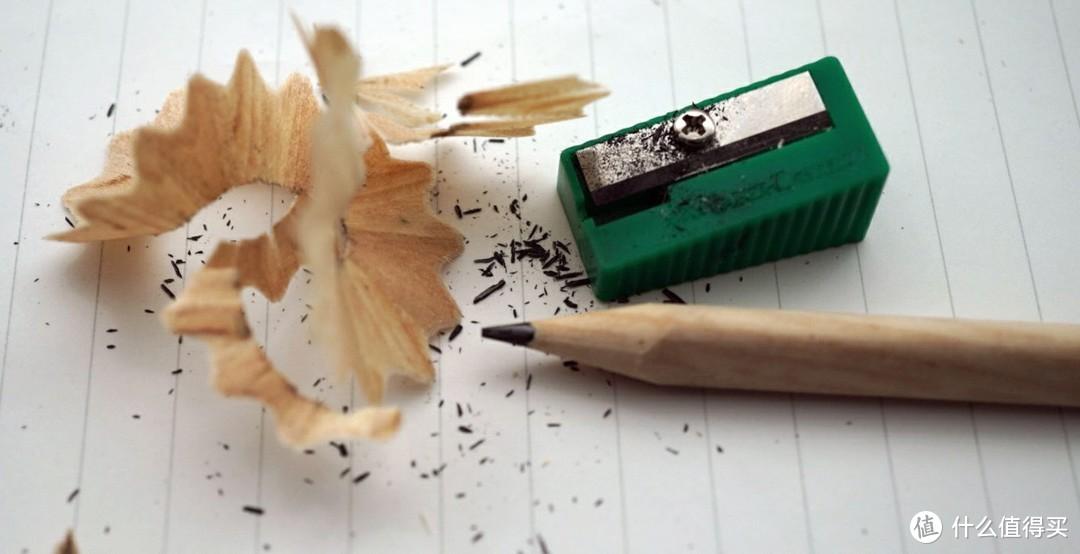 我削了100支铅笔~来看看2021年卷笔刀怎么买?
