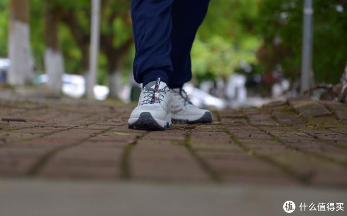 诺诗兰SKY 1.0 ECO户外运动跑鞋、徒步鞋简单体验