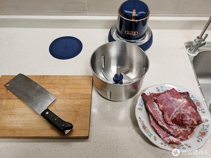 德尔玛无线套娃绞肉机,绞肉+剥蒜+蛋打,6秒即可做到你信不