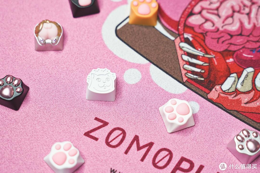 这些年我玩过的定制键帽键帽- ZOMO 篇