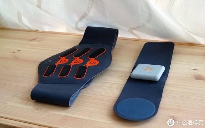 科技护腰新方式,SKG按摩腰带W5很有一套