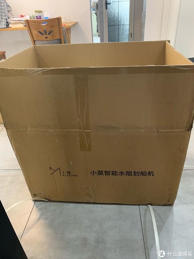 收到的时候是一个大箱子装的(机头)