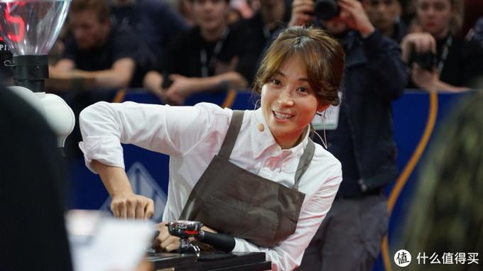 WBC冠军 韩国选手 Jooyeon Jeon