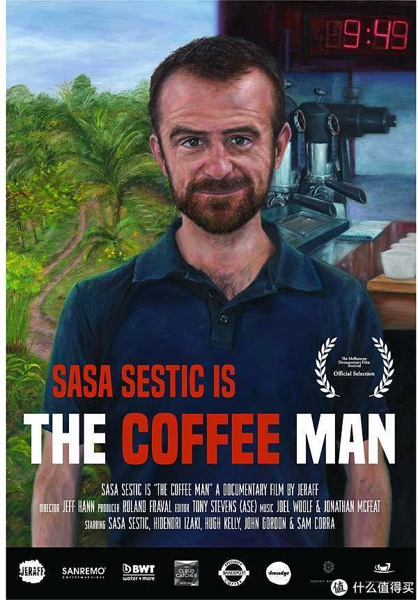 《Coffee Man》纪录片很值得咖啡迷观看