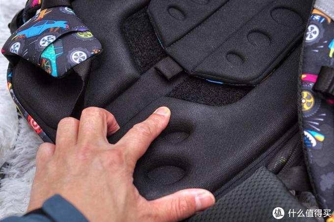 书包与儿子一起长大,GMT for Kids可调节双肩护脊儿童书包