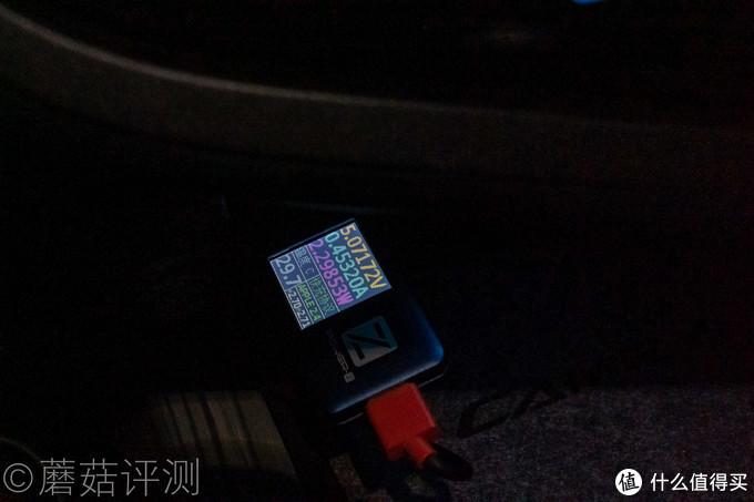 体积确实小巧,但无法双口同时快充、REMAX睿量RCC110车载充电器 评测