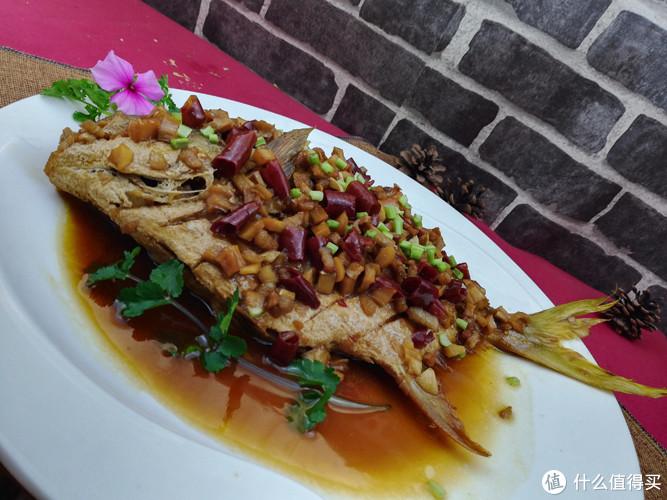 古老的鲁菜烹饪技术,成就的经典美味,这才是鲳鱼真正经典做法