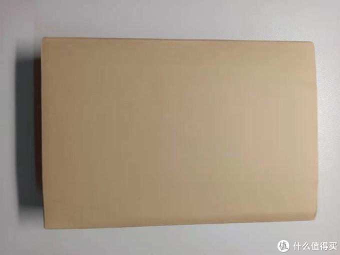 抽拉式外包装,打开是普通的纸盒