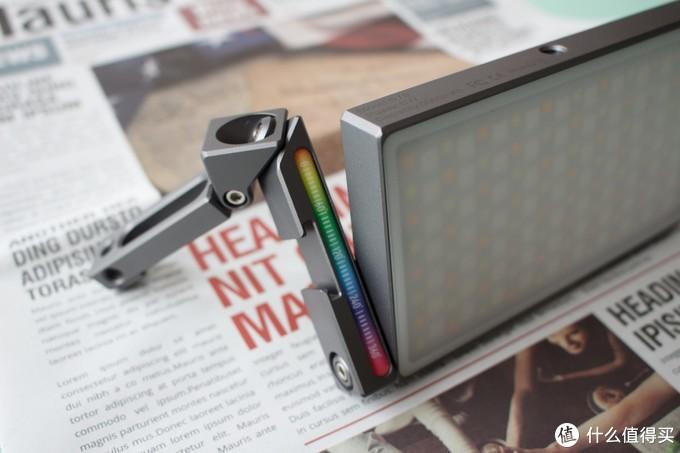 直播、摄像LED补光灯,来点不一样的RGB颜色!