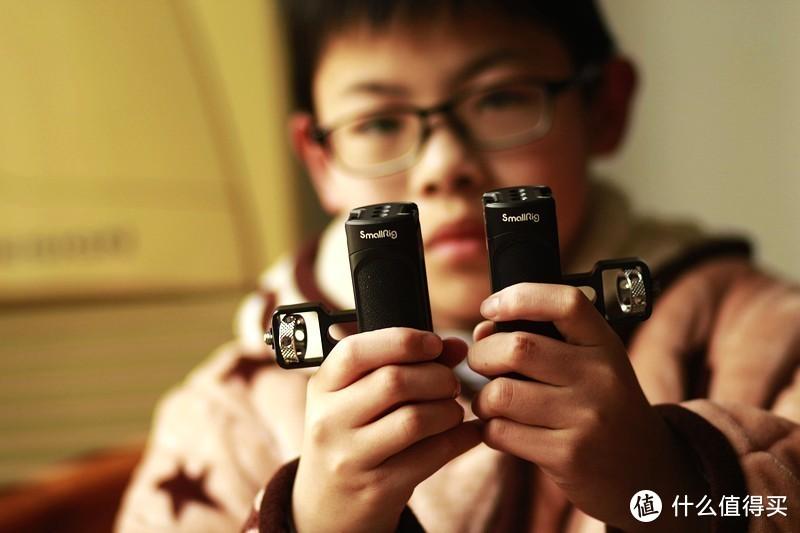 稳定是第一位的 SmallRig斯莫格手机兔笼