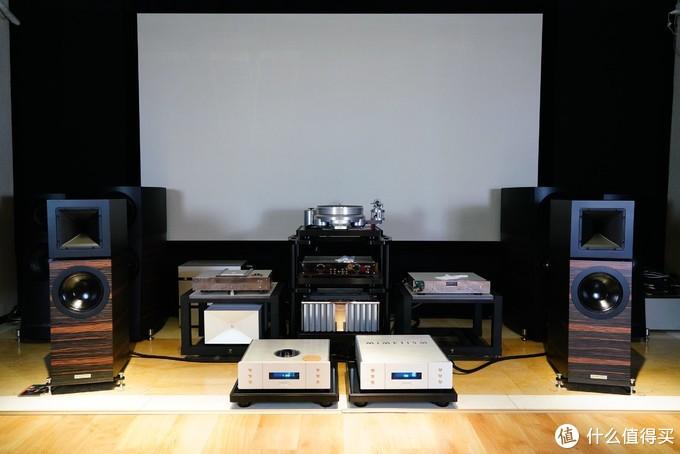平衡自然 中正大气的一套高级音响组合:模范AL432/CD422+动能Monitor10