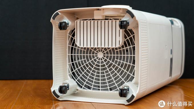 告别雾霾 自带新风 还能加湿:西屋AFAF-9760WH新风净化加湿一体机