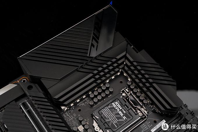十一代酷睿i9是真的爽!ROG Maximus XIII Hero M13H开箱体验