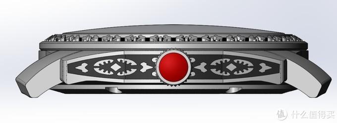 国创新星TEFNUT手表带你从设计走到制造加工领略一只碗表的出生过程。