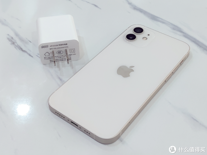 iPhone 12和安卓快充好伴侣,QCY PD 20W快速充电器上手实测