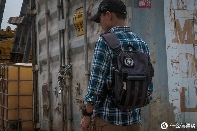 托词一大堆,其实就是想换个包——5.11RAPID急速单肩背包