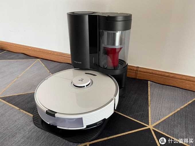 石头扫拖机器人T7S Plus评测:震动擦地 颠覆清洁体验